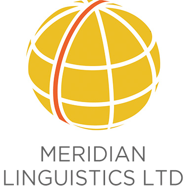 Meridian Linguistics Retina Logo